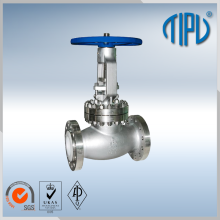 API Standard good price angle globe valve drawing for sea water