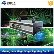 3W 4W 5W Green animation laser light show equipment for sale