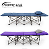 Sale Best Quality Metal Folding Portable Bed Adjustable Camping Bed For Adults