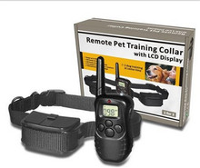 Electronic Shocking Vibration Remote Dog Training Collars Electric Pet training collars Pet Trainer