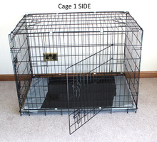 Hot Sale Eco-Friendly Metal PET Dog Kennel