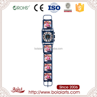Watch clock shape and photo frame clock decorative wall hanging art and craft