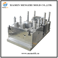 High Precision Plastic Injection Mould Maker Production