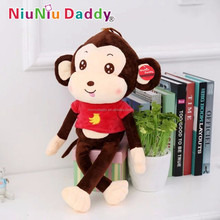 customized plush monkey toy