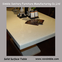 Best discount modified acrylic solid surface countertops prices