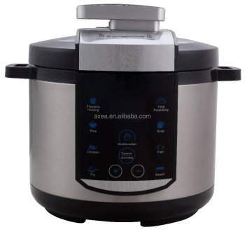 IMD touch screen auto digital display electric pressure cooker