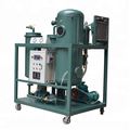 Zhongneng Waste Oil Treatment Machine, High Performance Vacuum Turbine Oil Regeneration System