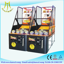 HS1402 Hansel coin operated basketball hoop machine