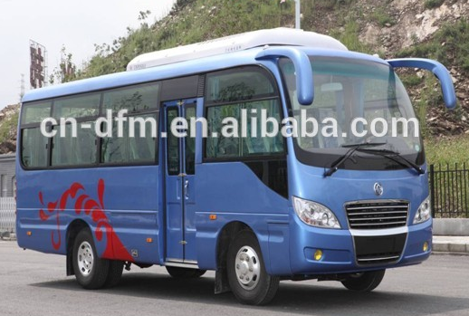 hot sale Dongfeng 29 seater coach bus for promotion