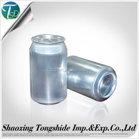 empty customer tinplate beer / beverage Aluminum cans 330ML
