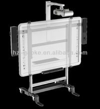 Newest Lower price IWM30X projector bracket and whiteboard mobile stand