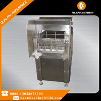SS 304 Professional frozen cutting meat machine Tel-13028676303