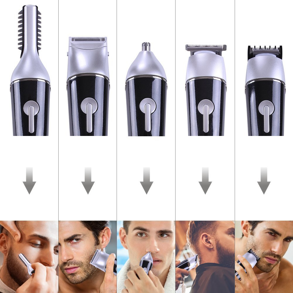 Wholesale hair trimmer professional electric hair clipper men personal care device equipment set beauty and personal care