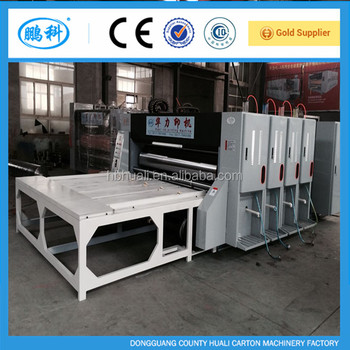 carton box making machine prices in india