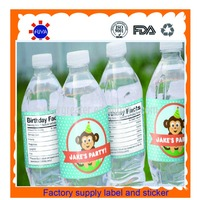 Wholesale Plastic Water Bottle Energy Drink
