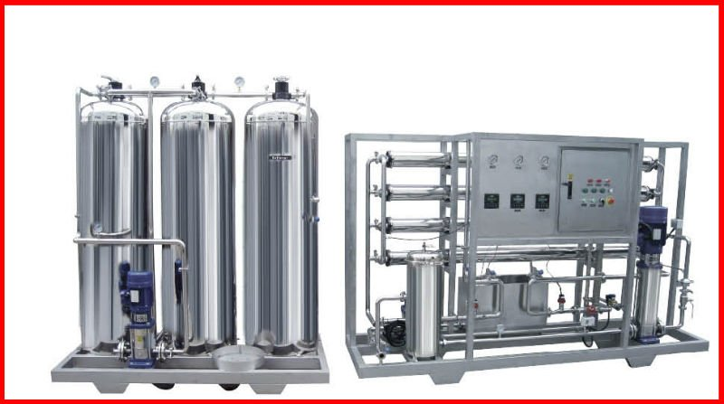 BLD-2000L/h Wenzhou Factory directly wholesale water softener salt for agriculture