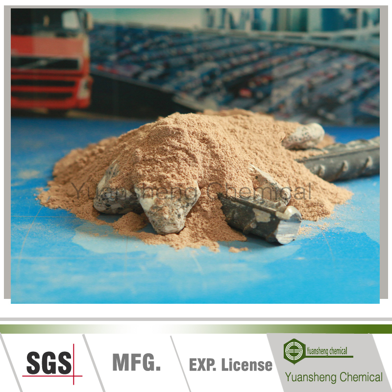 Powder CLS as Oil Drilling Fluid Additives Calcium Lignosulphonate