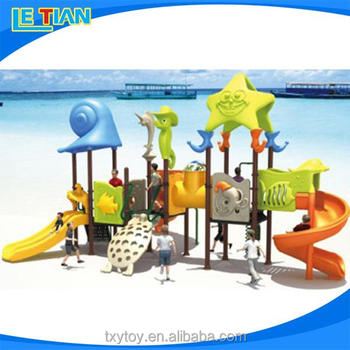 kids outdoor game Children Playground equipment for sale LT-2028A