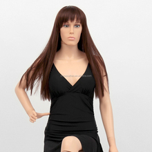 sitting plastic cheap model female PP mannequin dummy M0022-DY19