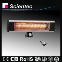 Scientec AH18CWR Wall Mounted Heater With Remote Control Manufacture