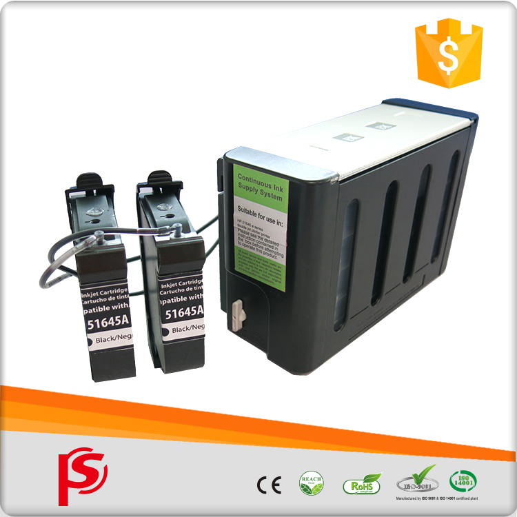 Exclusive Best quality CISS system cartridge for hp ciss ink cartridge
