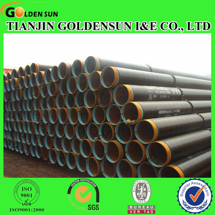 ASTM Low Price TOP Manufacturer of Seamless Round Steel Pipe