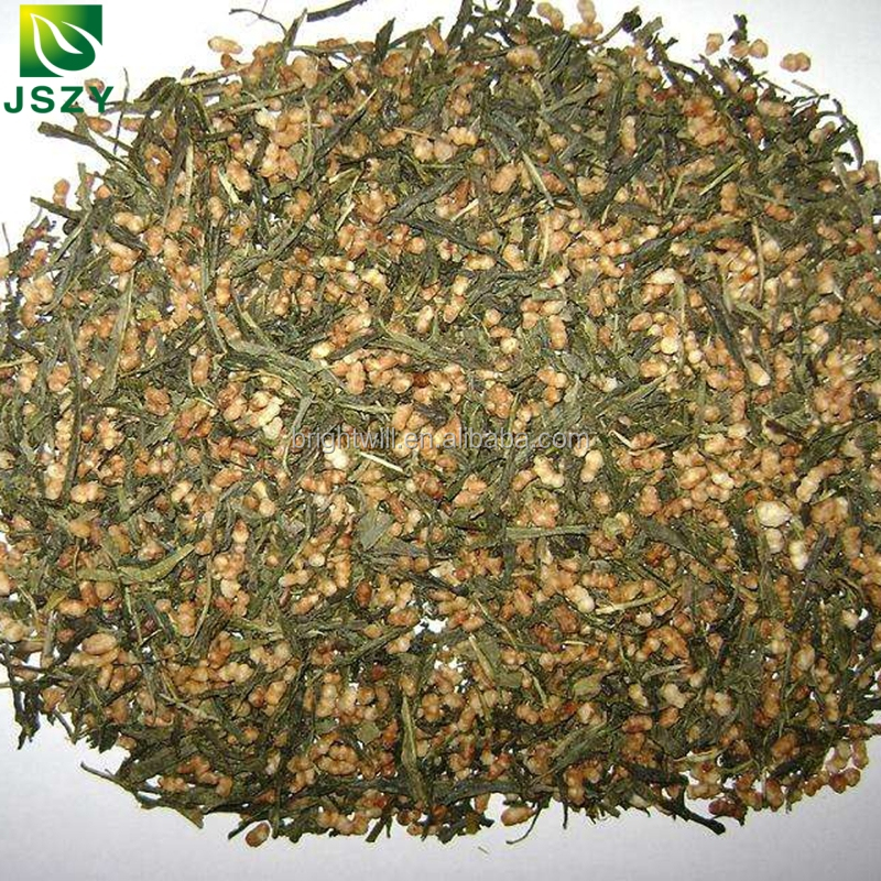 Rich Nutritional value genmaicha green tea