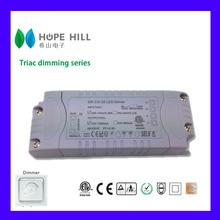 Constant Voltage 24V 20W Triac Dimmable LED Driver