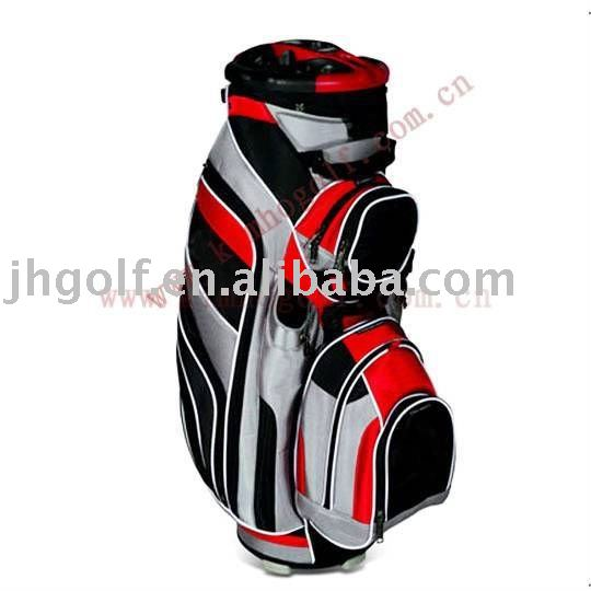 Proffesional golf tee bag