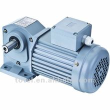 AC Rght Angle Shaft Vertical Geared Motor