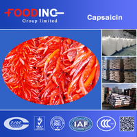 Nutrition Supplement Chili Pepper Extract Liquid Capsaicin Extract