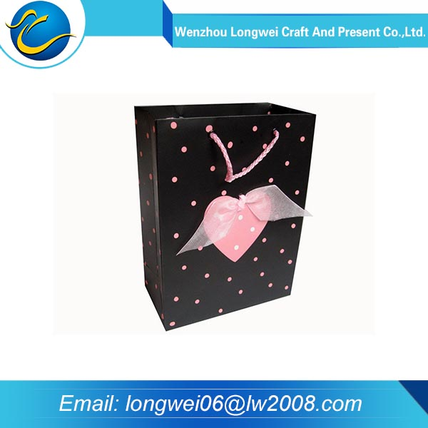 New collection promotion milk powder paper bag