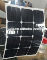 40w CE certificate Flexible Solar Panel made by Back contact cells