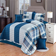 2016 Newest high quality 12868 cotton patchwork China comforter set