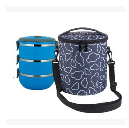 design durable large-capacity lunch bag