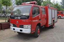 Dongfeng 3000L small water fire fighting truck for sale