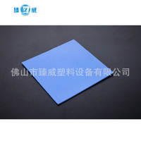 Good heat resistance good quality colored polypropylene sheets