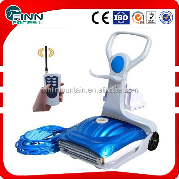 Imported famous brand swimming pool automatic cleaning robot automatic vacuum pool cleaner
