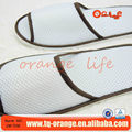 white wholesale chinese mesh slippers