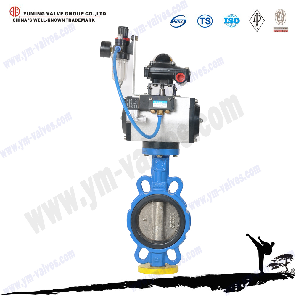 Wafer Tomoe 4 Inch Motorized Butterfly Valve Pn16 Buy