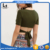 guangdong women clothes long sleeve crisscross v neck tie crop tops wholesale women