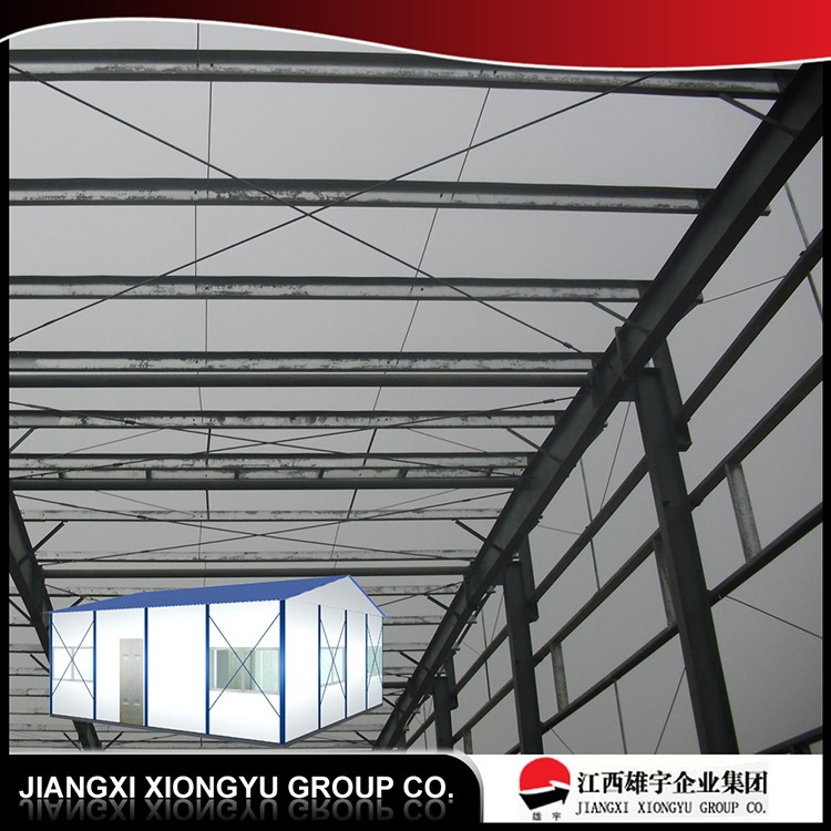Professional design Steel Structural Building With Iso & Ce Certificated