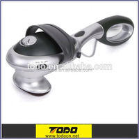 Waterproof mini handheld massager, mini shiatsu neck massager for promotional gifts with CE ROHS