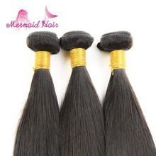 Virgin Hair Straight Bundles 100% Unprocessed Human Hair Extensions