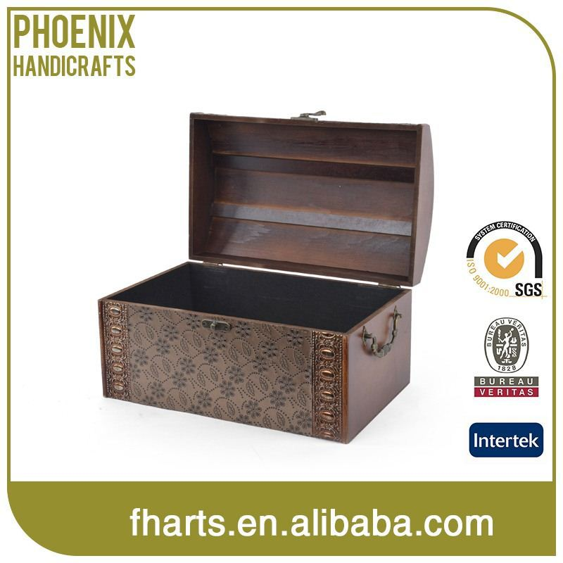 Affordable Price Tailored Wooden Jewelry Display Carrying Cases