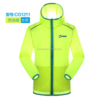 hot sale summer women clothing with sunscreen function, soft outdoor clothing
