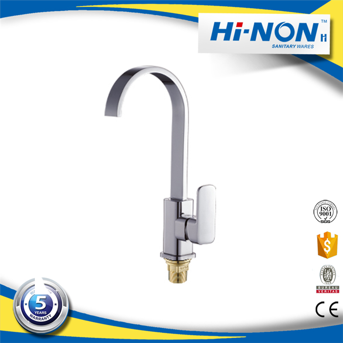 China manufacture professional Zinc Handle faucet import