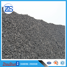 Calcined Pitch Coke/Pitch Coke/Calcined Petroleum Coke/CPC/GPC, Low Sulphur (S:0.07-0.12%max),Low Nitrogen