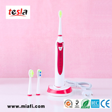 TESLA 2017 Innovative dental adult electric toothbrush with charger