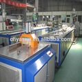 PVC Wood Plastic Door Plate/Pannel Production Line Making Machine
